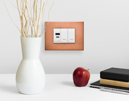 VIMAR --- Nuove Prese USB da incasso