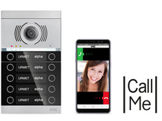 URMET --- CALL ME: il videocitofono per rispondere a distanza
