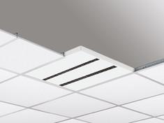 TEC-MAR --- ISA un nuovo concetto di illuminazione per uffici