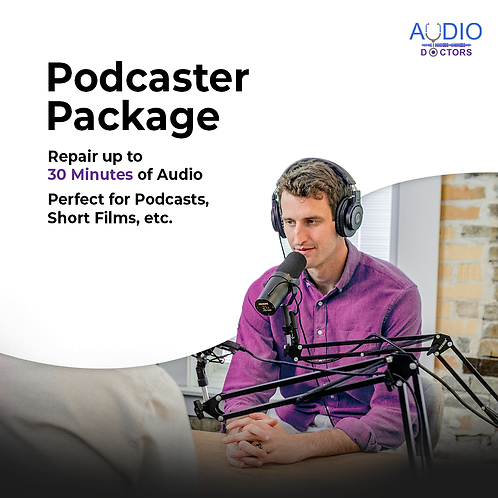 Podcaster Package