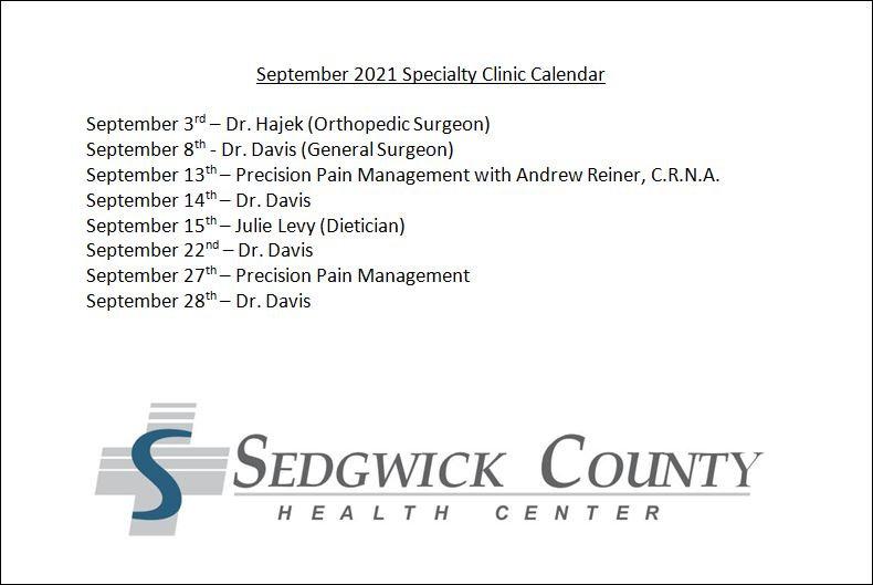 September specialty clinic.JPG