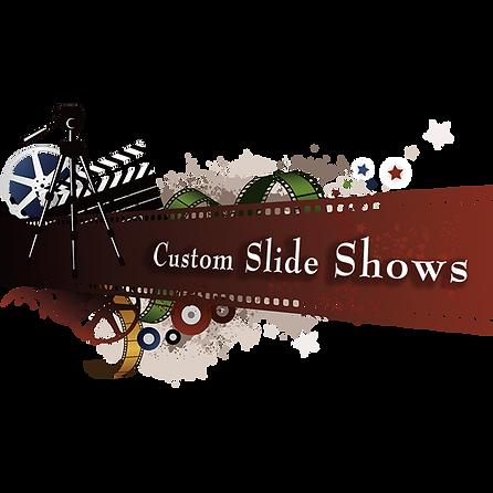 Custom Wedding and Occasion Slide Show Videos