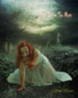 Zombie Graveyard Digitial Oil Painting