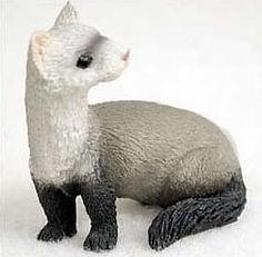 Ferret Wedding Toppe Figurine