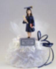 Graduation Custom Keepsake Cake Topper