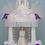 Thumbnail: Sweet 16 - 15 Quinceañera Custom Fantasy Castle Cake Topper