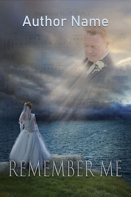 Remember Me Premade Mystery Romance Book Cover