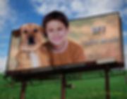Roadside Novelty Billboard Custom Portra