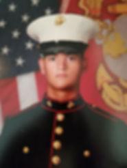 Military Formal Portrait