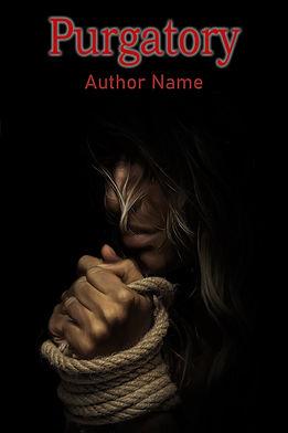 Purgatory Twilight Premade Mystery Book Cover