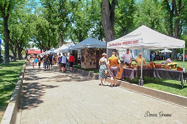 Prescott Arizona Artisan and Craft Fair
