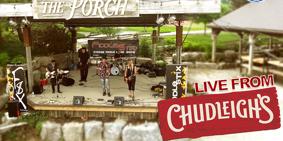 Fiddlestix Live at Chudleigh's Entertainment Farm