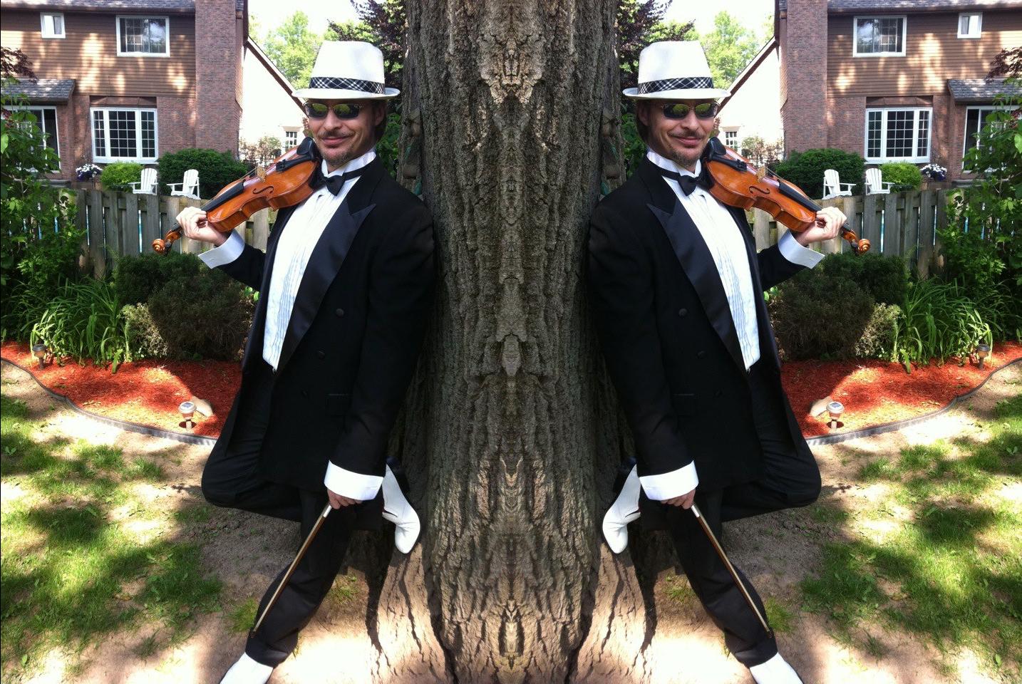 Steve Bowen Violinist