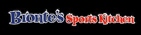 Bronte Sports Kitchen Logo