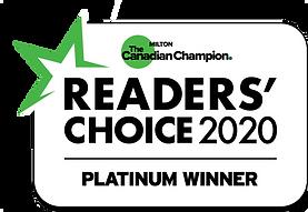 Fiddlestix Readers Choice Award 2020