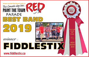 Fiddlestix Paint The Town Red