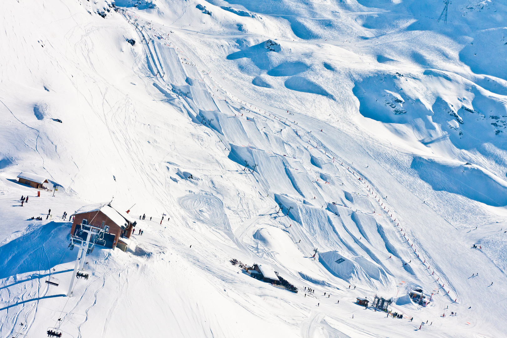 Snowpark - Helico - C.Cattin OT Val Thor