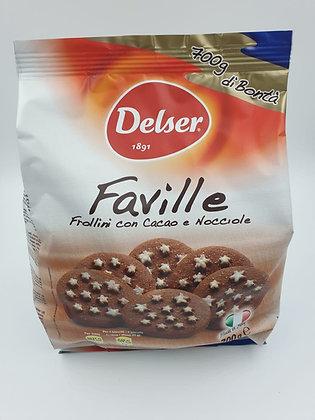 Faville Cacao e Nocciola