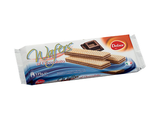 Delser Chocolate Wafers