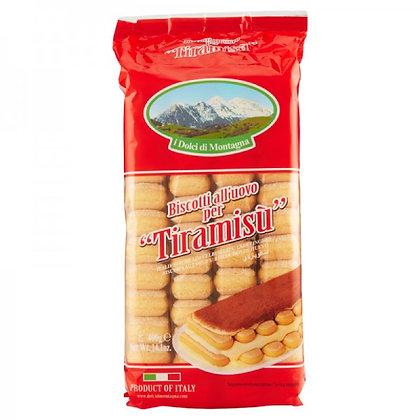 Biscotti all'uovo per Tiramisu