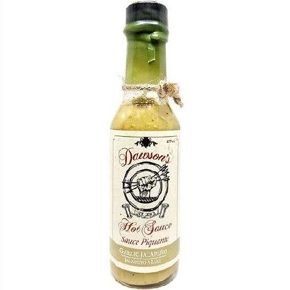 Garlic Jalapeno Sauce