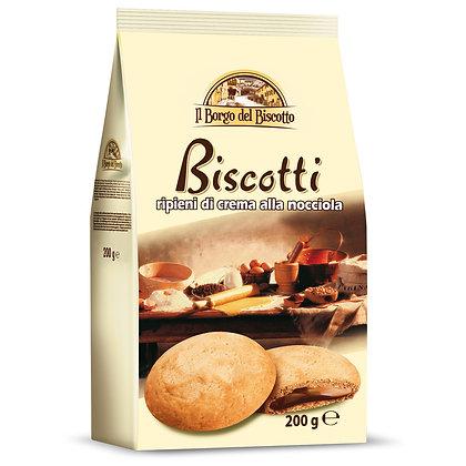Biscotti Nocciola