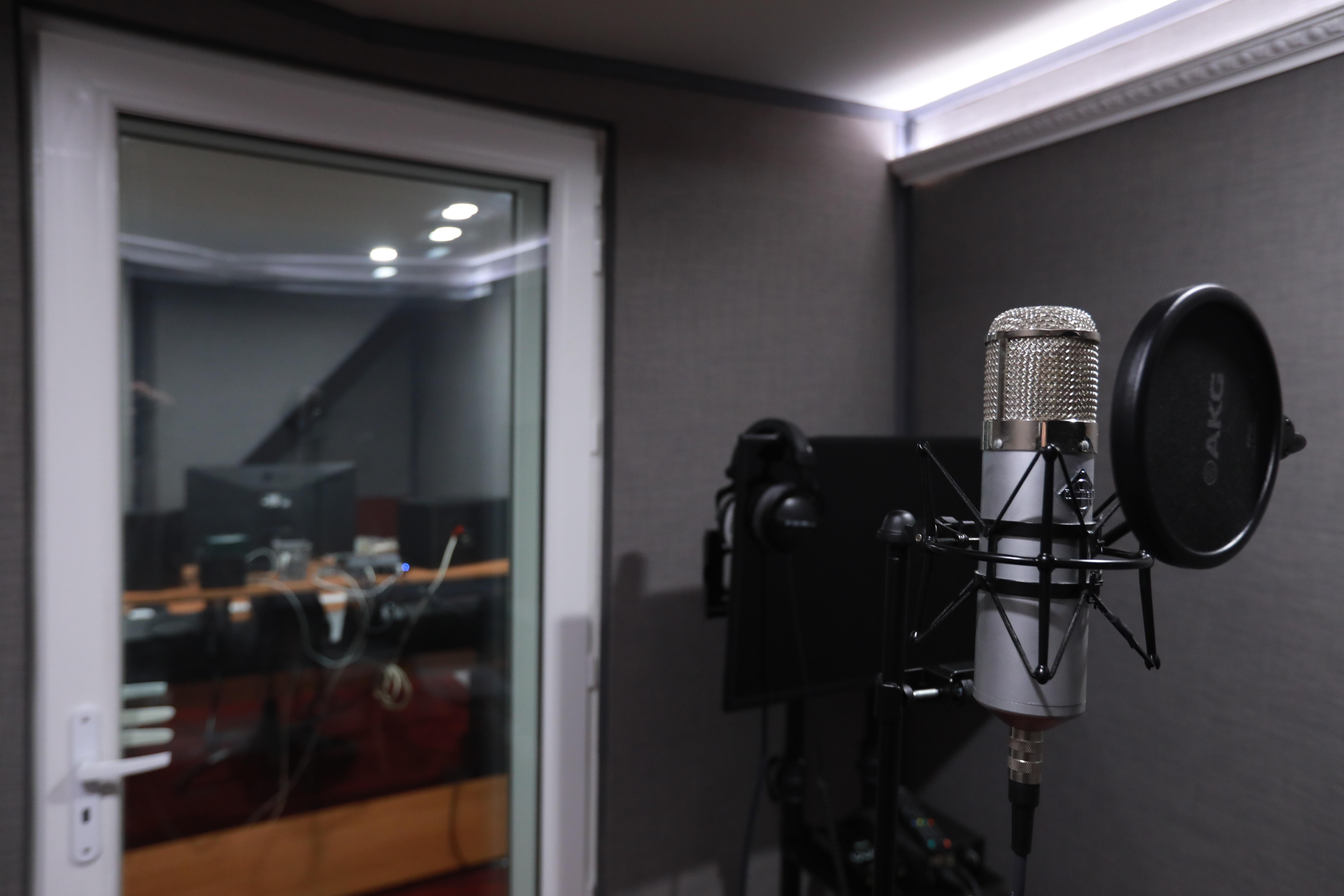 Cabine studio