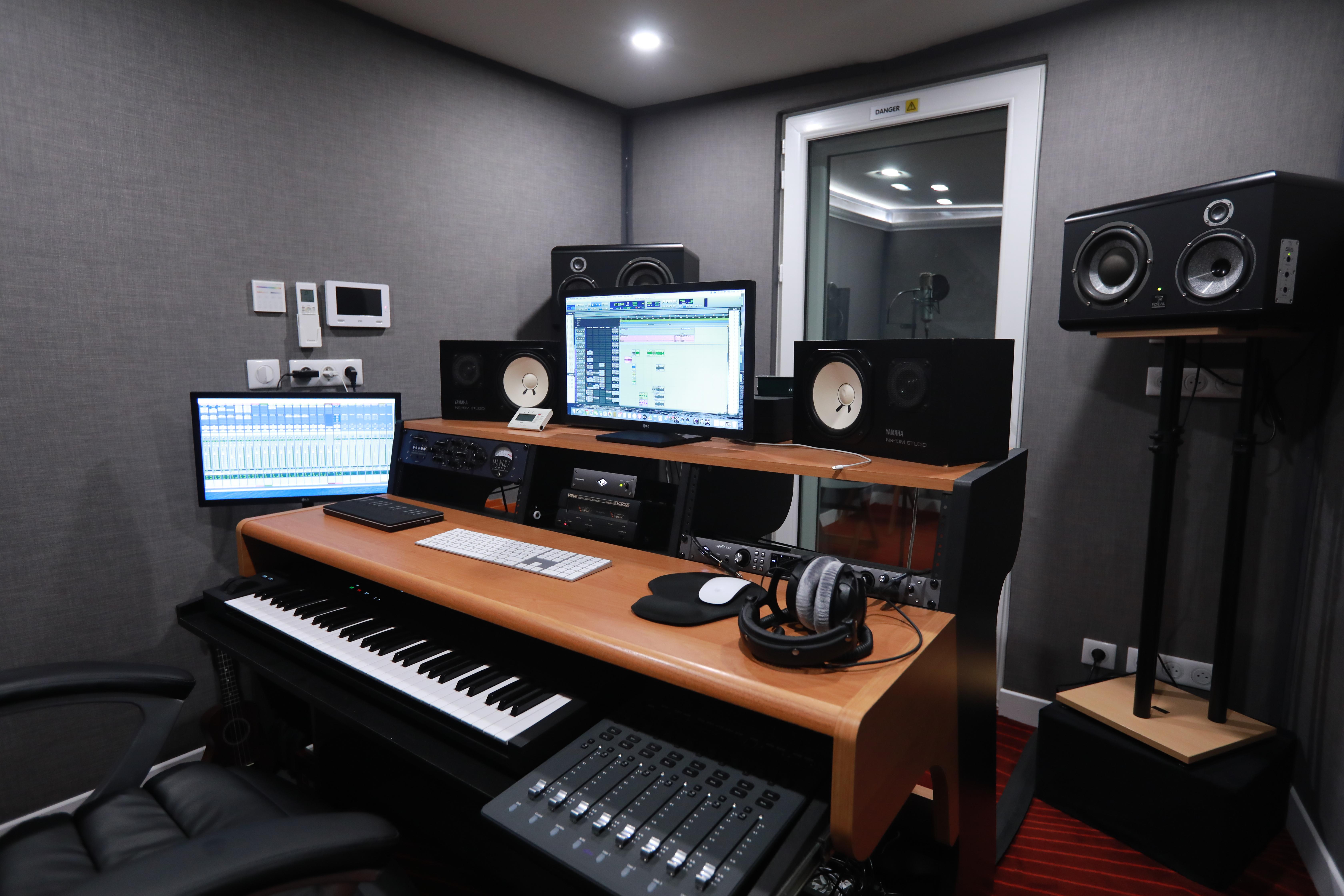 Régie studio