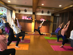 English Yoga by Amy