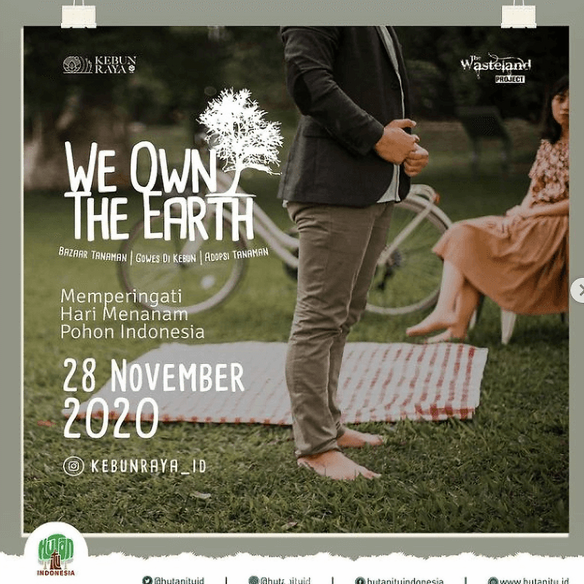 We Own The Earth