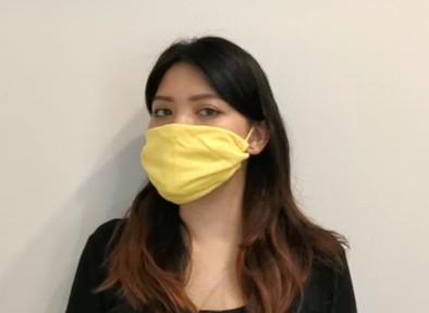 Masker Kain DIY (Tanpa Dijahit)