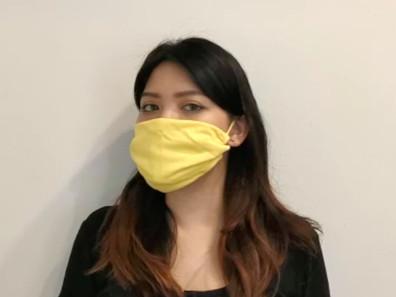 Easy DIY Cloth Mask (No Sewing)
