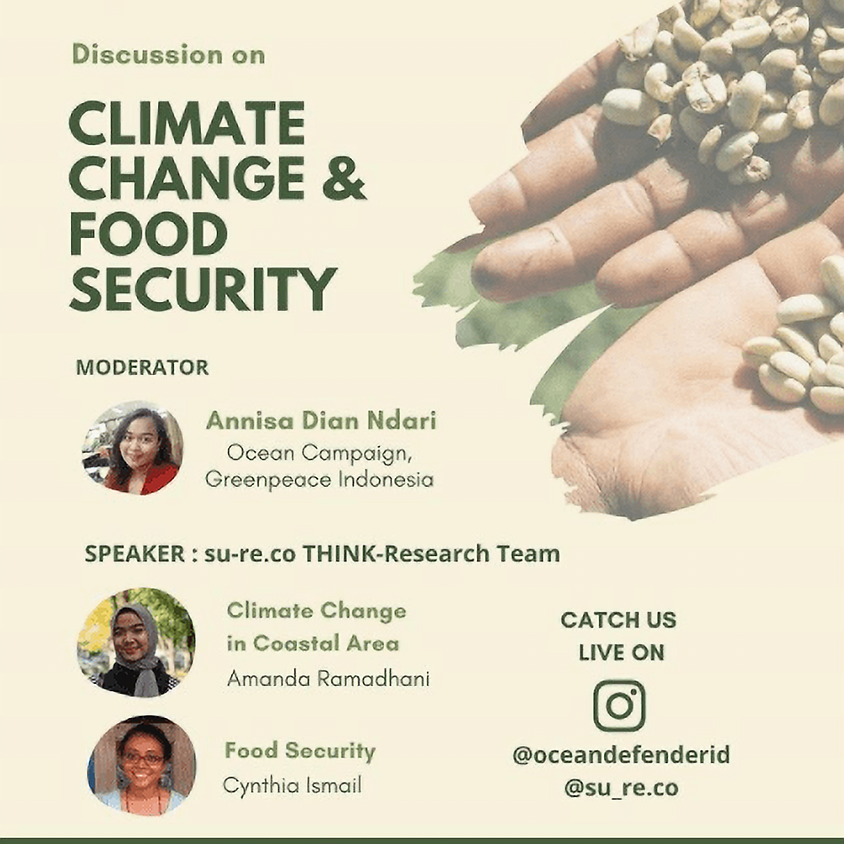 Climate Change & Food Security