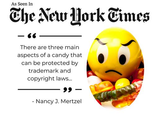 The New York Times Quotes Nancy Mertzel