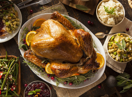 What to do with Your Thanksgiving Left Overs?