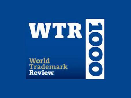 World Trademark Review Names Nancy Mertzel as a Leading Trademark Professional