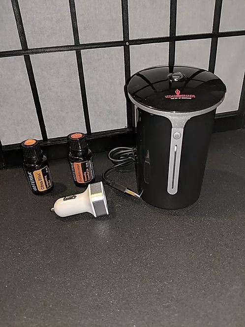 USB Ultrasonic Car Diffuser