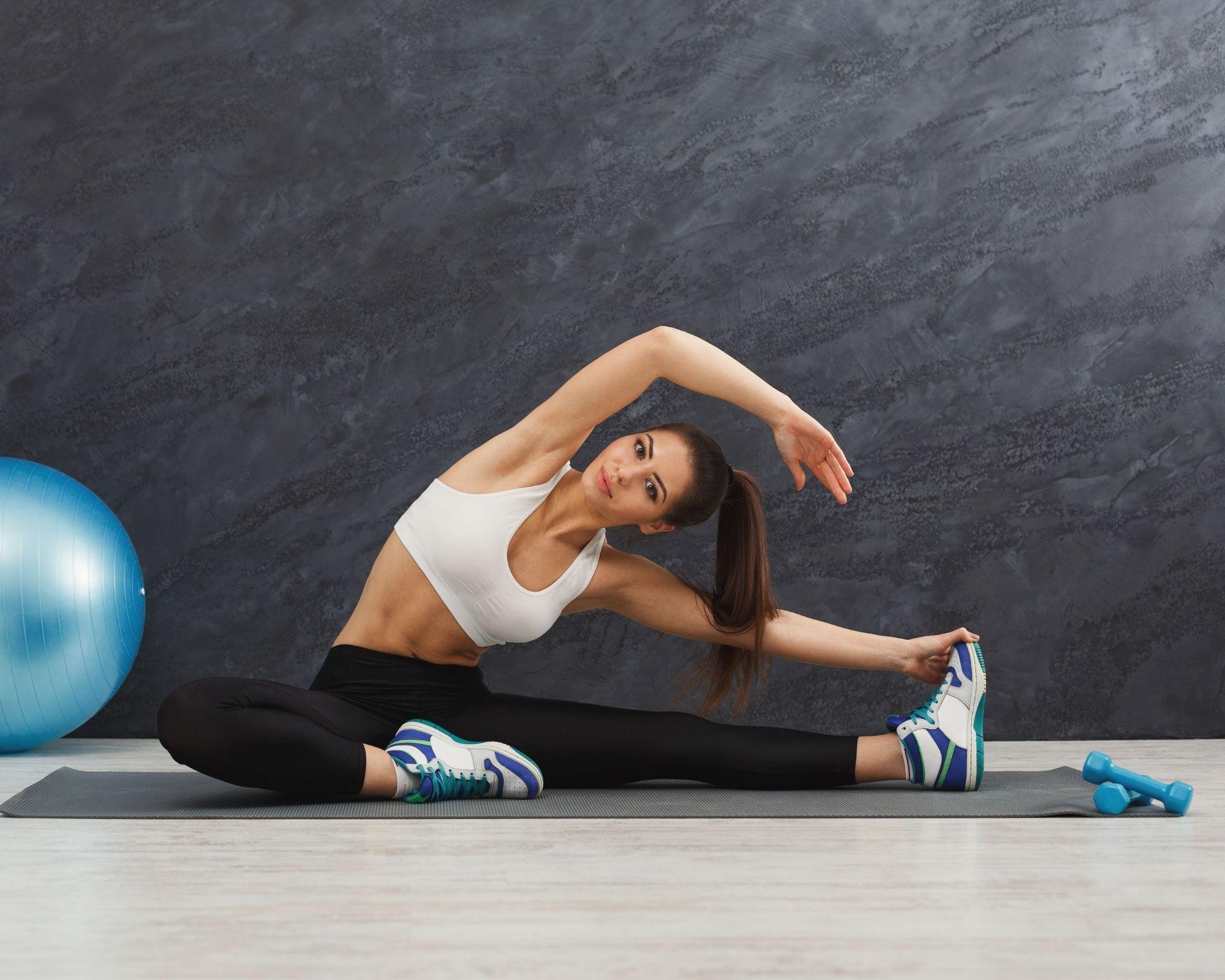 Virtual Stretch N' Flex