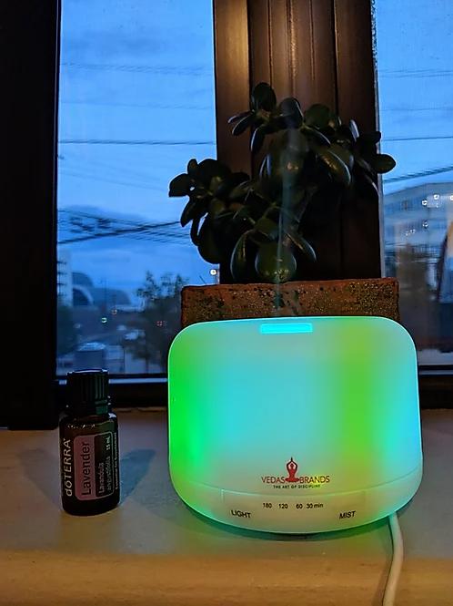 Mini- Ultrasonic Essential Oil Diffuser