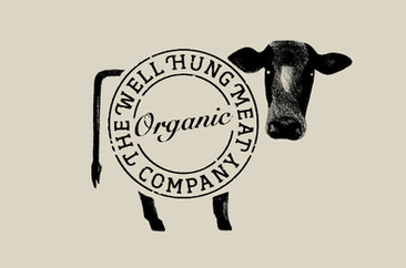 Well Hung Meat Co brand creation
