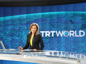 TRT World brand creation