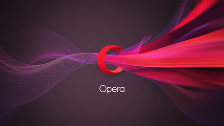 Opera rebrand