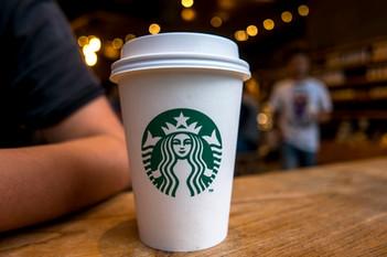Starbucks Brand agency 2000+