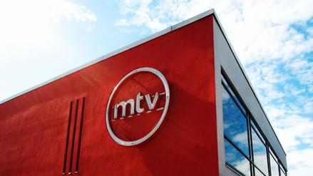 MTV Finland rebrand