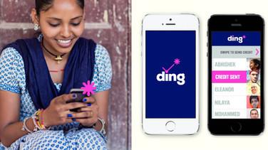 Ding brand creation