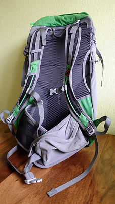Backpacking Daypack