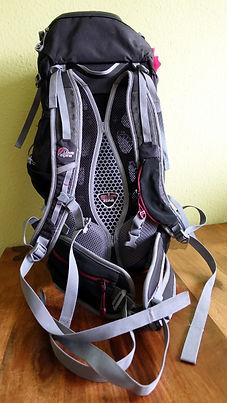 Weltreise Backpack