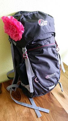 Weltreise Daypack