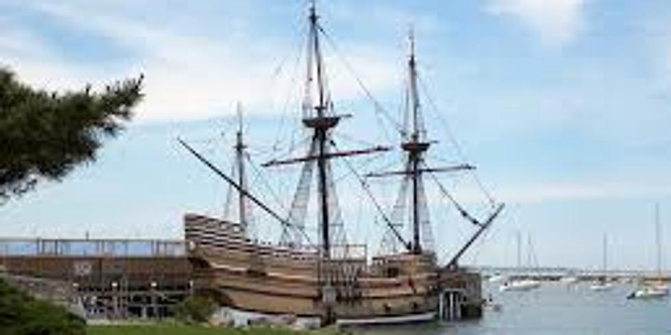 The Mayflower's Arrival