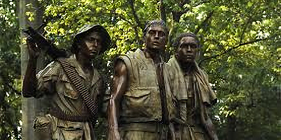 Postponed: Jenks Learning Connection:  Literature of the Vietnam War